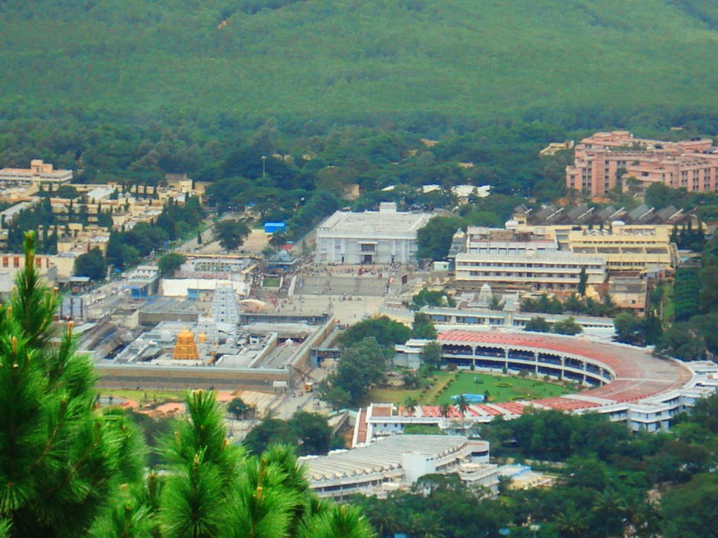 Tirupati The Temple At Tirumala And Tonsuring Source Of Some Sheitel Hair The Book Of