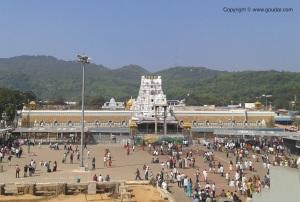 Tirumala Venkateshwara Temple2