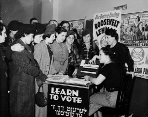 Women-Learning-How-to-Vote