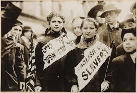 abolish slavery