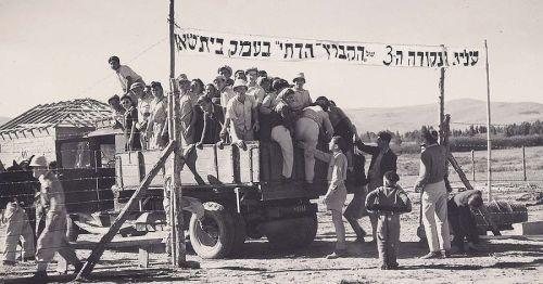 Mizrachi Truck